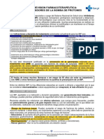 Revisión Farmacoterapéutica IBP 2015