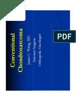 Chondrosarcoma PPT.pdf