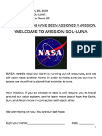 mission sol luna