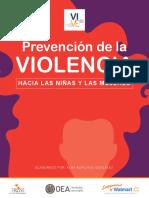 OEA Prevención de La Violencia