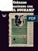 Cabanne, Pierre (1967) - Conversaciones con Marcel Duchamp.pdf