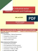 India'Sindustrial Sector