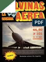 Malvinas la guerra aerea