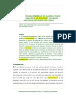 (02) La Medición Del Aprendizaje Del Alumno...