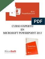 Microsoft PowerPoint Avanzado 2013.pdf