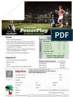 Powerplay Golf Entry Form EGC