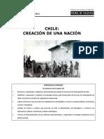 CS N°18 Guía N° 08 Creación de una nación 2012.pdf