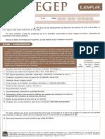 Evaluación Global de Estres Postraumático-CUESTIONARIO