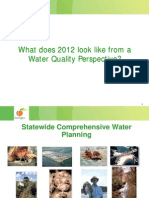 2012 Water Quality