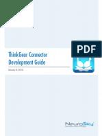 Thinkgear Connector Development Guide