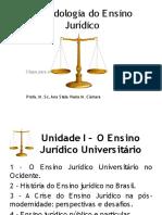 Metod Ensino Juradico Em PDF