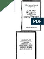 Halperin Donghi, Tulio - El Ocaso del Orden Colonial en Hispanoamerica (131) (1).pdf