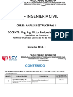 ingenieria civil CV