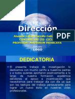 direccin