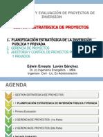 Gerencia o Administración de Proyecto