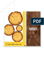 Cubicacion de La Madera