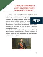 BLOQUE  7  restauración_borbónica_implantación_del_nuevo_sistema_polÃ_tico__1874-1902_