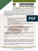 Convocatoria Voluntaria 2018 PDF