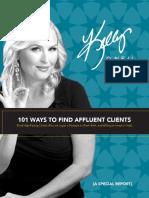 Affluent Clients Special Report