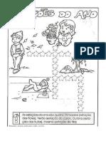 3º Matemática - Fichas de Matemática (Areal Ed)
