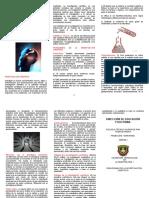 Triptico Paradigmas -Metodologia de La Investigación