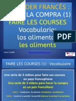 Aprender Frances Vocabulario Alimentos Pronunciacion