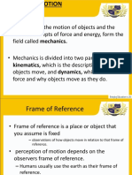 Kinematics in One Dimension.ppt