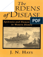 J.N. Hays - The Burdens of Disease_ Epidemics and Human Response in Western History, Revised Edition (2010).pdf