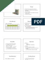 06 Array Basics