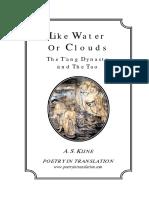 Like Water or Clouds, A. S. Kline.pdf
