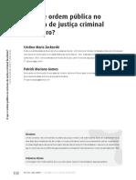 Anuário Da Criminalidade - 2015