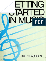 Harrison, L.-Getting Started In Music.pdf
