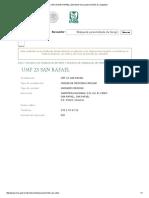 UMF 23 SAN RAFAEL _ Sitio Web _Acercando El IMSS Al Ciudadano