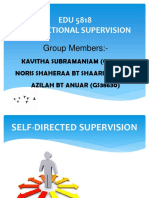 Instructional Supervision Power Point-1