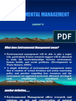 Environmental Management g5