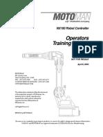 NX 100 operators