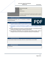FR-GPI-GPI-01 Acta de Constitución Del Proyecto