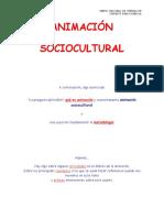 Animación Sociocultural