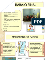 Distribución de Planta - Lab 1