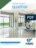 CATÁLOGO DE PERFIS DE ALUMÍNIO PARA ESQUADRIAS.pdf