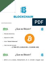 Introduccion a Blockchain