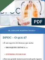 DPOC e Enfisema