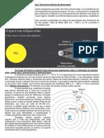 Texto - Geocentrismo e Heliocentrismo e Atividades.docx