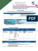 SESIÒN DE APRENDIZAJE N 1 2019.docx