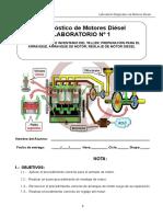 Guía N° 1 Diagnostico de Motores Diesel  Mec. Automotriz  4 D1-2019-1