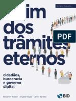 O Fim Dos Trâmites Eternos Cidadãos Burocracia e Governo Digital