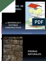 02 Materiales y Sistema Constructivos