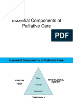 Essential Components of Palliative Care