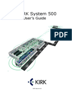 KIRK System 500 User's Guide