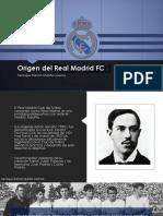 Henrique Ramón Mariño Lorenzo-Origen Del Madrid FC